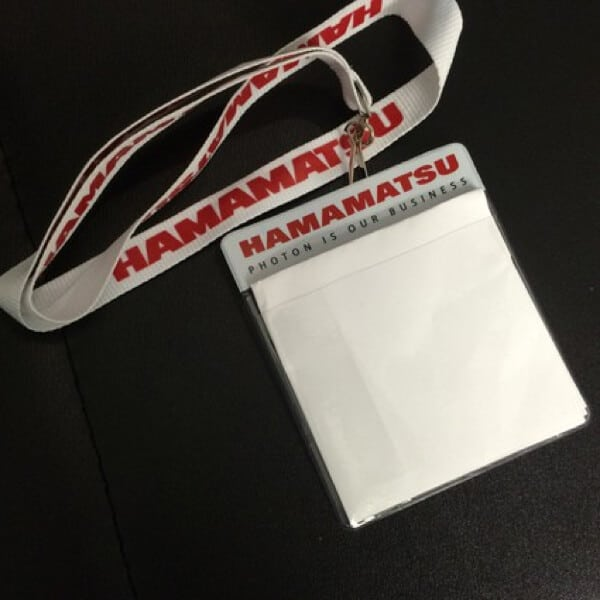 Conference Badge Holders and Lanyards